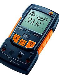testo 760-1 medidor digital universal (testo preto e amarelo 760-1 (enviar pacote de instrumento))