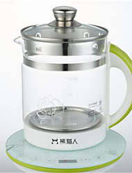 Glass Health Pot Multi - Functional Electric Tea - Making Household Flower Tea Pot Fried Chinese Medicine Pot