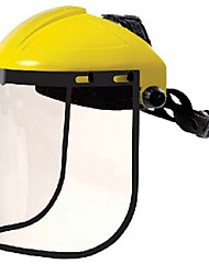 masques à gaz coiffures 'anti - éclaboussure produit chimique anti - choc