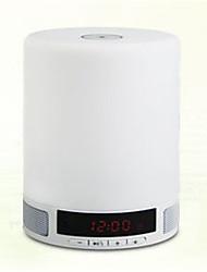 Беспроводная связь Bluetooth красочная атмосфера лампа динамик аудио автомобиля