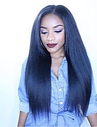 onda do corpo solto o cabelo humano 8 a 22 polegadas brasileira perucas 4,5 parte profunda rendas frente perucas glueless para as mulheres