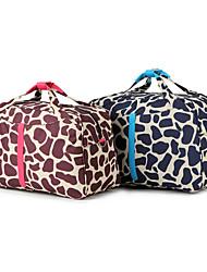 Unisex PVC / Nylon Outdoor Travel Bag