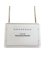 Signal de 433mhz amplificateur de puissance de répéteur sans fil pour amplifier le signal RF de systèmes d'alarme et les détecteurs