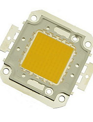100W 9000lm 3000K warm weiß LED-Chip (30-35v)
