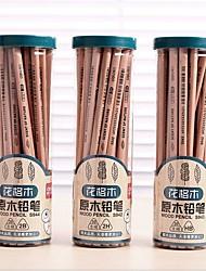 2 b crayon de bois dans 30