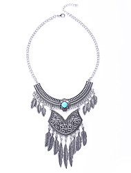 The European And American Fashion Necklace National Storm Bohemia Tassel Necklaces