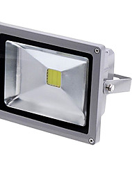 20W LED Floodlight 1800 lm Cool White Easy Install / Waterproof AC 85-265 V 1 pcs