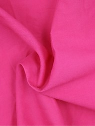 Cotton Fabric  Fuchsia Apparel Fabric & Trims