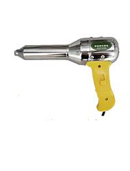 Heißluftpistole Kunststoff Schweißpistole Industriequalität gegrillt Pistole