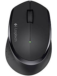 M275 Logitech беспроводная черная мышь
