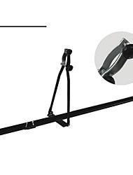 Car Single-row Iron Bicycle Frame Mountain Bike Rack Roof Bike Carrier