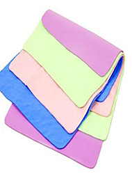 Multifunctional Imitation Buckskin Towel Dry Hair Towel Absorbent Towel Towel Towel Wash Small 30*40