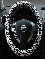 Classic Leopard Steering Wheel Cover