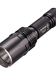 Nitecore LED Flashlights/Torch LED 2800 Lumens 4 Mode Cree 18650 / Lithium Battery Dimmable / Rechargeable