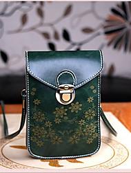 Femme Polyuréthane Décontracté / Extérieur Mobile Bag Phone