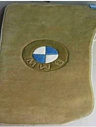 7 bmw Serie 3 x 5 spezielle Fußmatten