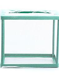 Aquarium Fish Tank Breeding Net Case Reproductive Isolation Box  Suction Cups