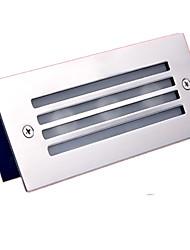 gramado luz à prova de água (3W branco quente)