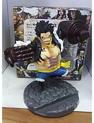 One Piece Monkey D. Luffy PVC 10cm Figures Anime Action Jouets modèle Doll Toy