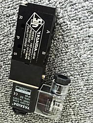 4v210-08 220 VAC / DC 24 V Magnetventil hochwertige JSD-yasaida