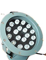 Projeto de LED-luz da lâmpada do jardim do pátio circular colorido lâmpada de projecção holofote