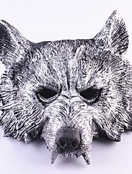Halloween Masks / Masquerade Masks Wolf Head Holiday Supplies Halloween 1PCS
