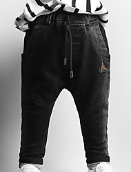 Boy Casual/Daily Solid Jeans-Cotton Winter / Fall
