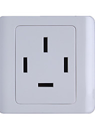 switch socket vision Ya white series a 16A three-phase four-wire socket