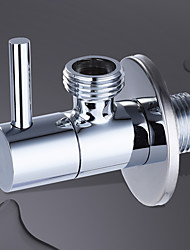 jally fria e água quente universal tudo ângulo cobre valve.jl-jf02
