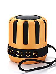 RICHSO Mailbox Multimedia Mini HIFI Bluetooth Speaker with Stereo FM AUX Wireless Super Bass Built in Mic / USB