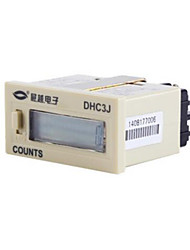 DHC3J-8AL Small Electronic Industrial Counter