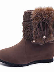 Winter Women Warm Boots Cotton Snow Boots