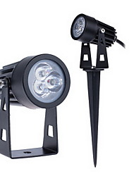 9W Mini Led Spot Flood Light Outdoor Garden Lawn Landscape Path Yard Lamp Bulbs