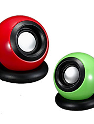 USB Small Speakers Magic Ball Speakers Computer Small Box On The Teng Small Audio Wholesale