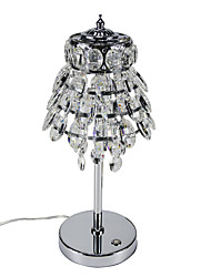 Table Lamps Warm White / Cool White /Crystal 1 pcs/Touch Switch/Dimmable    /Color Changing