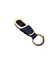 Creative Car Keychain (Note Gold)