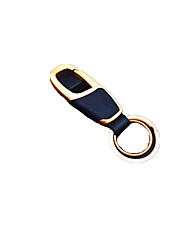 kreative Autoschlüsselanhänger (Anmerkung gold)