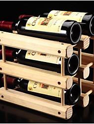 Винные стеллажи Дерево,32.5*26*29CM Вино Аксессуары