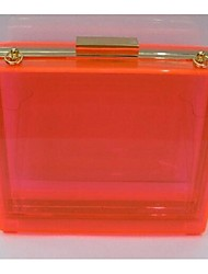 Women Acrylic Event/Party Clutch