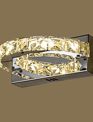 AC 85-265 8W LED Integrated Modern/Contemporary Painting Feature for Crystal,Ambient Light Wall Sconces Wall Light