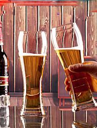 Artigos de Vidro Vidro,7.5*23CM Vinho Acessórios