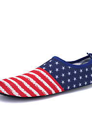 Unisex Athletic Shoes Spring / Summer / Fall Comfort / Jelly Fabric Outdoor / Athletic Flat Heel Slip-onBlue / Yellow / Pink / Red /