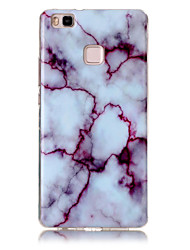 Для huawei p9 lite p8 lite tpu материал imd процесс мраморный узор телефон мягкая оболочка y6ii y5ii 4c