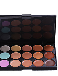 15 Color Foundation Natural/Long Lasting Party