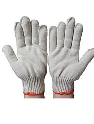 resistentes al desgaste de los guantes de protección 12 pares acondicionadas para su venta