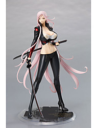 Life Sanction X PVC 32cm Anime Action Figures Model Toys Doll Toy 1pc