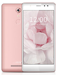 Original Leagoo T1 Plus 5.5'' Android 6.0 4G Smartphone  with Fingerprint ID (Dual SIM Quad Core 13 MP 3GB 16 GB Grey /  Pink/ Golden)