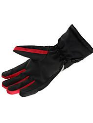 Gants de ski Doigt complet / Gants hivernaux Homme Gants sport Garder au chaud / Antidérapage Ski / Snowboard / Moto PU Gants de ski Hiver