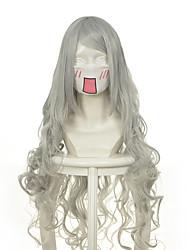 Luo Jie Ai Er Ji Beier silver volume cos wig watermark coiled silver