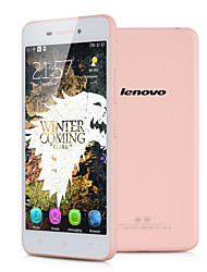"Lenovo S60W 5.0 "" Android 4.4 Smartphone 4G (Chip Duplo Quad Core 13 MP 2GB + 8 GB Rosa / Branco)"